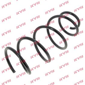KYB Coil Spring 31336767365 for BMW acquire