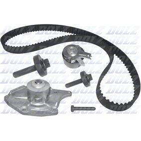 Zahnriemensatz (KD003) hertseller DOLZ für RENAULT CLIO II (BB0/1/2_, CB0/1/2_) ab Baujahr 06.2001, 65 PS Online-Shop