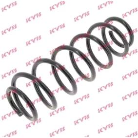 HONDA CIVIC 2.2 CTDi (FK3) 140 LE gyártási év 09.2005 - Rugózás (RH6608) KYB Online áruház
