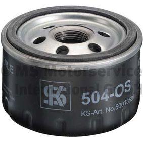 KOLBENSCHMIDT RENAULT TWINGO Ölfilter (50013504)