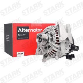 0141540702 für MERCEDES-BENZ, Generator STARK (SKGN-0320149) Online-Shop