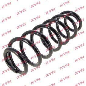 KYB Fahrwerksfeder 3C0511115AF für VW, SKODA, SEAT bestellen