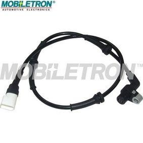 Sensor, Raddrehzahl MOBILETRON Art.No - AB-EU057 OEM: 97KG2B372AA für FORD, FORD USA kaufen