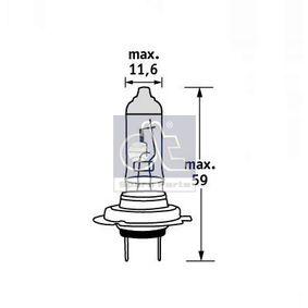 989829 für VOLVO, Glühlampe, Hauptscheinwerfer DT (9.78105) Online-Shop