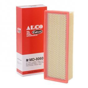 TOURAN (1T1, 1T2) ALCO FILTER Luftfilter MD-8060