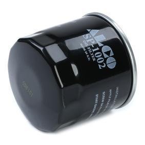 ALCO FILTER Filtro de aceite motor (SP-1002)