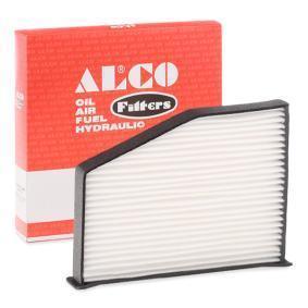1K0819644 für VW, AUDI, SKODA, SEAT, PORSCHE, Filter, Innenraumluft ALCO FILTER (MS-6274) Online-Shop