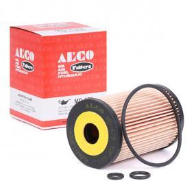 Oil Filter ALCO FILTER Art.No - MD-679 OEM: 03L115466 for VW, AUDI, SKODA, SEAT, WIESMANN buy