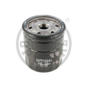 OPTIMAL FO-00249 Filtre à huile OEM - 1072434 FORD, GEO à bon prix