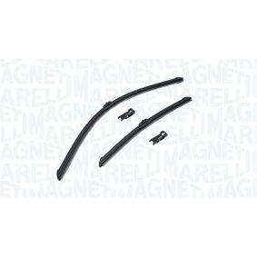 Wischblatt MAGNETI MARELLI Art.No - 000723114303 OEM: A1768202800 für MERCEDES-BENZ kaufen