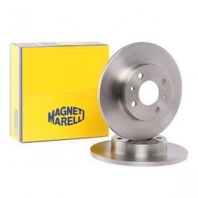 PANDA (169) MAGNETI MARELLI Gearbox filter 361302040169