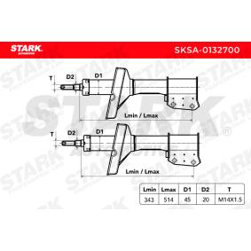 STARK Stoßdämpfer (SKSA-0132700) niedriger Preis