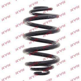 Fahrwerksfeder KYB Art.No - RJ6640 OEM: 33533413080 für BMW kaufen