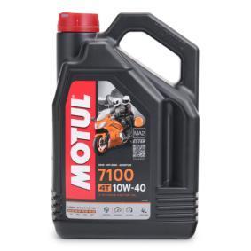Olio motore SAE-10W-40 (104092) di MOTUL comprare online
