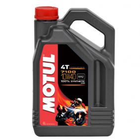 SAE-10W-40 Olio motore MOTUL 104092 negozio online