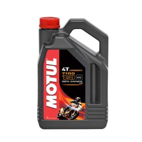 Olio motore SAE-10W-60 (104101) di MOTUL comprare online