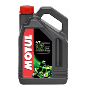 Motoröl SAE-15W-50 (104083) von MOTUL kaufen online