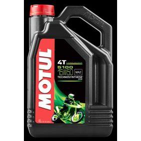 SAE-15W-50 Auto Öl MOTUL, Art. Nr.: 104083