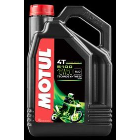 SAE-15W-50 Motor oil MOTUL, Art. Nr.: 104083