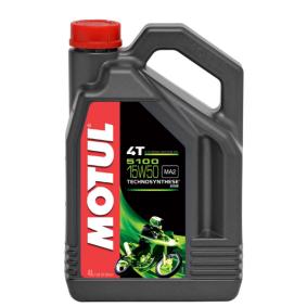 Félszintetikus olaj 104083 a MOTUL eredeti minőségű