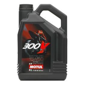 Olio motore SAE-15W-50 (104129) di MOTUL comprare online