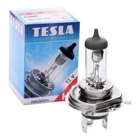 B10401 Крушка с нагреваема жичка, фар за дълги светлини от TESLA качествени части