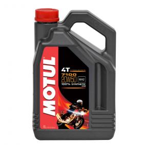 Olio motore SAE-20W-50 (104104) di MOTUL comprare online