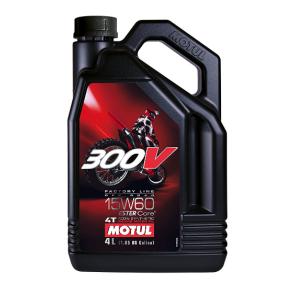 Двигателно масло SAE-15W-60 (104138) от MOTUL купете онлайн