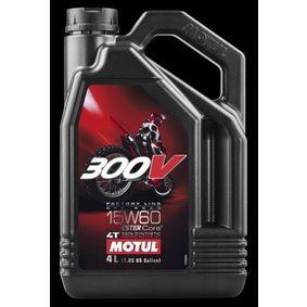 SAE-15W-60 Motoröl MOTUL 104138 Online Shop