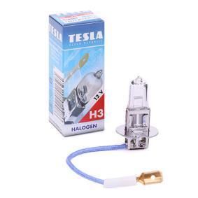 B10301 Крушка с нагреваема жичка, фар за дълги светлини от TESLA качествени части