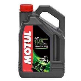 Двигателно масло SAE-10W-50 (104076) от MOTUL купете онлайн