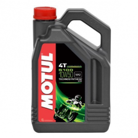 Engine Oil SAE-10W-50 (104076) from MOTUL buy online