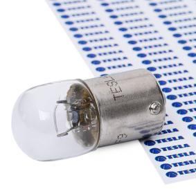 B56101 Gloeilamp, knipperlamp van TESLA kwaliteitsonderdelen