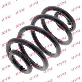KYB Fahrwerksfeder 33536750756 für BMW bestellen