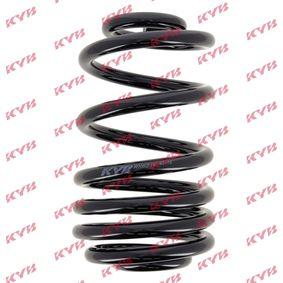 Fahrwerksfeder KYB Art.No - RX6216 OEM: 4409728 für OPEL, RENAULT, NISSAN, VAUXHALL kaufen