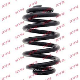 KYB Fahrwerksfedern RX6750