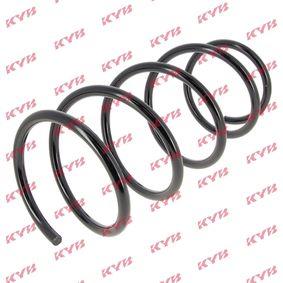 KYB Fahrwerksfeder 31331090761 für BMW bestellen