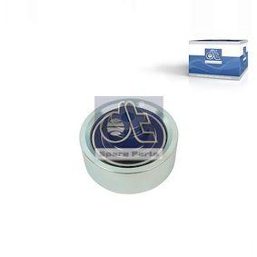 Spannrolle, Zahnriemen DT Art.No - 11.12120 OEM: 038109244R für VW, AUDI, SKODA, SEAT, CUPRA kaufen