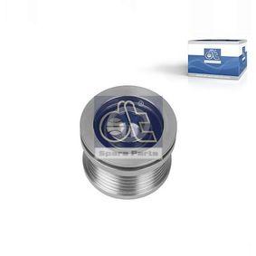 Riemenscheibe, Generator DT Art.No - 11.80311 OEM: 03G903119B für VW, AUDI, SKODA, SEAT, PORSCHE kaufen