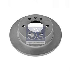 Bremsscheibe DT Art.No - 4.67596 OEM: 9064230012 für VW, MERCEDES-BENZ, SMART, CHRYSLER, RENAULT TRUCKS kaufen