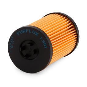 PURFLUX L991 Ölfilter OEM - 03N115562B AUDI, MAN, SEAT, SKODA, VW, VAG, DIPASPORT, CUPRA günstig