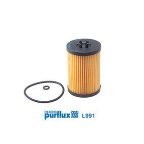 PURFLUX VW GOLF Ölfilter (L991)
