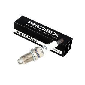 Spark Plug RIDEX Art.No - 686S0005 OEM: 4501029 for SAAB, TVR buy