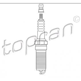 Запалителна свещ TOPRAN Art.No - 300 845 OEM: 6726180 за FORD купете