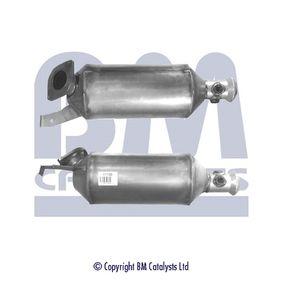 Ruß- / Partikelfilter, Abgasanlage BM CATALYSTS Art.No - BM11106P OEM: 93195746 für OPEL, RENAULT, NISSAN, VAUXHALL, PLYMOUTH kaufen