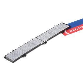 1 Schrägheck (E87) DENSO Innenraumluftfilter DCF450K