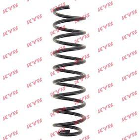 Fahrwerksfeder KYB Art.No - RC5496 OEM: 6K0511115M952 für VW, SEAT kaufen