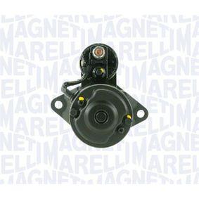 IMPREZA Schrägheck (GR, GH, G3) MAGNETI MARELLI Motor Anlasser 944280527140