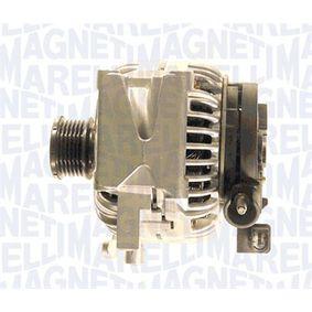Generator MAGNETI MARELLI Art.No - 944390463400 OEM: 0121549802 für MERCEDES-BENZ, SMART kaufen