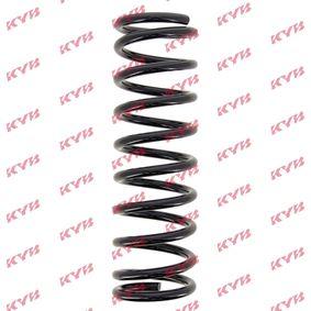 Fahrwerksfeder KYB Art.No - RA3434 OEM: 52089421 für JEEP kaufen